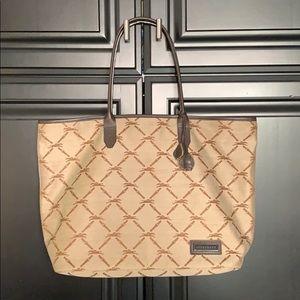 Vintage Longchamp Tote